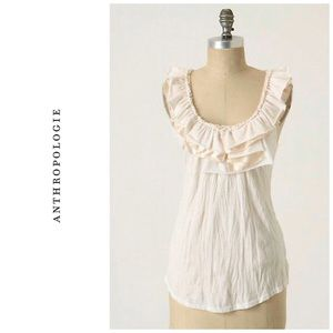 Anthropologie Insouciant top